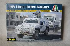 1/35 ITALERI 6535 LMV Lince United Nations - nicht mehr in Produktion!