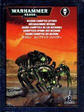 Warhammer 40k - Necrons - Necron Canoptek Spyder
