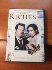 The Riches Season 1 Disc 1 Episodes 1-3 (DVD) Eddie Izzard, Minnie Driver...69