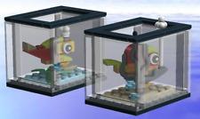 LEGO Fish Tank LEGO House Exclusive PAB PDF Instructions LDD Files