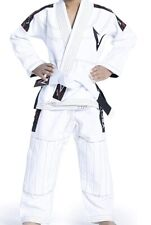 Vector Sports Gear Up Kids Brazilian Jiu Jitsu Gi K1 Attila Series Cotton Fight