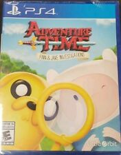 Adventure Time: Finn & Jake Investigations (Sony PlayStation 4, 2015)