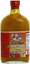 Zia May's HOT Bajan Pepper Sauce 340g (12 OZ)