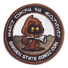 Star Wars - Jawa - Garden State Comic Con - Patch Aufnäher - zum Aufbügeln - neu