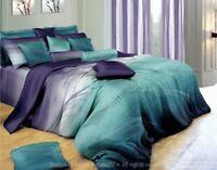 VITARA Duvet/Doona/Quilt Cover Set Queen/King/Super King Size Bed
