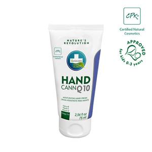 HANDCANN Q10 Naturkosmetik Handcreme für trockene, rissige Hände & Haut 75ml