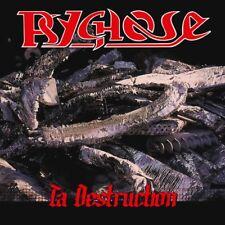 PSYCHOSE - Ta Destruction (NEW*LIM.500*FRA HEAVY METAL CLASSIC*ADX*SORTILEGE)