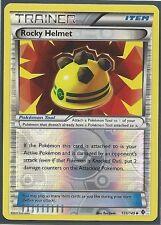 3x ROCKY HELMET 133/149 BOUNDARIES CROSSED Pokemon Card Uncommon REV HOLO MINT