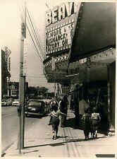 Paysage Ville Américaine 1950 - USA