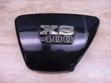 1980-82 Yamaha XS400 XS 400 Special Left Side Cover #2L0 PL132 +