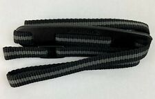 Genuine Panasonic Neck Shoulder Strap for Camera Camcorder 12mm Wide Black Grey