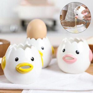 Cute Cartoon Chicken Egg White Separator Yolk Dividers Kitchen Tool Acces