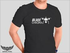 Blade Chroma T-Shirt Black and White S, M, L, XL Quadcopter Drone 4K CGO3 CGO2