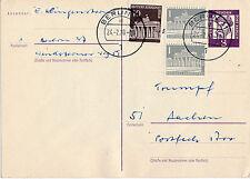 Briefmarken-Ganzsachen für Sammler aus Berlin