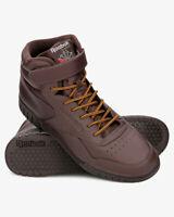 Reebok Scarpe Sportive Sneakers EX-O-FIT HI marrone pelle