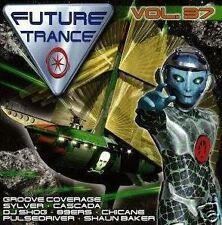 FUTURE TRANCE Vol. 37 - 2 CD NEU Groove Coverage Prezioso Sylver Shaun Baker