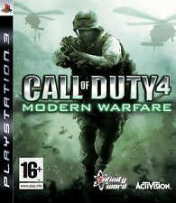 Call Of Duty 4 Modern Warfare ~ Ps3 (en Perfectas Condiciones)