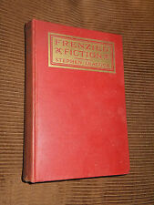 Frenzied Fiction by Stephen Leacock 1917 HC
