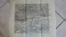 Map Map Salerno Military Geographic Institute IgM Sheet 185 2se and