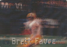 Brett Favre 1996 MotoVision gioco dei filmati motion CARD