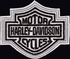 HARLEY DAVIDSON REFLECTIVE BAR SHIELD  HARLEY PATCH