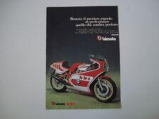 advertising Pubblicità 1978 MOTO BIMOTA KB1 KB 1