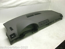 2003 AUDI A4 DASH TRIM PANEL PASSENGER AIR BAG GRAY INTERIOR OEM 02 03 04 05