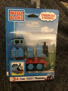 Mega Bloks Thomas And Friends 10501 Thomas Brand New In Pack