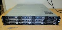 Dell Powervault MD3200-12x 3TB 7.2K 6Gb SAS-DAS Disk Array-6Gb HBA-Rails-36TB