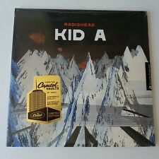 "Radiohead - Kid A - Vinyl 2x 10"" LP Limited Edition 2008 Mint Factory Sealed"