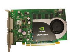 Graphics Card For HP Quadro FX570 256MB PCIe DDR2 Dual DVI 455675-001 456138-001