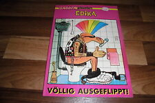 U-COMIX presenta -- EDIKA-completamente levarglieli // 1. EDIZIONE 1988