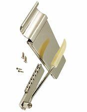 WD Long Vibrola Tremolo Maestro Tailpiece w/ Arm Nickel 4 Gibson SG - US SELLER
