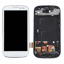 White LCD Display Touch Screen Digitizer Assembly Für Samsung Galaxy S3 i9300