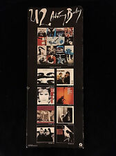 Vintage U2 Achtung Baby Cardboard Display Promo 1991-Bono-Edge