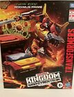 Transformers Kingdom Rodimus Prime Commander WFC-K29 War for Cybertron -Sealed