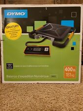 Dymo S400 Digital Usb Shipping Scale - 400 Lb / 181 Kg Maximum Weight New