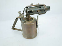 Vintage Paraffin Blow Torch Lamp Collectable Spare Parts Or Desk Light Project