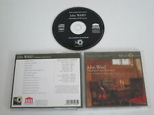JOHN WARD/MADRIGALS AND FANTASIAS/THE CONSORT OF MUSICKE(WDR 070981) CD ALBUM