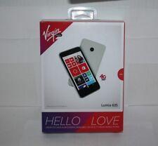 New in Open Box Nokia Lumia 635 - 8GB-White (Virgin Mobile) Smartphone - Bad ESN
