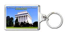 NATIONAL MALL & MEMORIAL PARKS WASHINGTON DC MOD2 KEYRING SOUVENIR LLAVERO