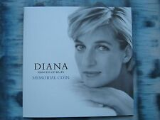 Reino Unido 2009 £ 5 lb (approx. 2.27 kg) BUNC Diana Princesa de Gales Memorial moneda Royal Mint Carpeta