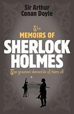 ARTHUR CONAN DOYLE __ THE MEMOIRS OF SHERLOCK HOLMES __ BRAND NEW  _ FREEPOST UK