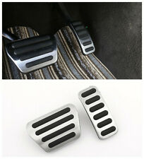 No drill Sport Fuel Brake AT pedal pad Cover For Range Rover Sport Discovery5