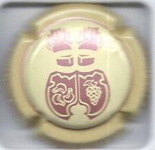Capsule de champagne Thiebault N°8 Dessin cuivre