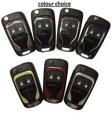 1 Genuino 2 Botón Remoto Clave Fob Para Opel Adam 5WK50079 Selección de Color ()