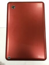 Hp Pavilion  dv6 -3040sa LCD Top Cover / SCREEN REAR Burgundy Color Used  OEM