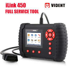 Vident iLink450 Full Service ABS SRS TBA EPB DPF Oil Diagnostic Scanner Tool
