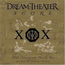 Dream Theater - Score: 20th Anniversary World Tour  XCD #G33693