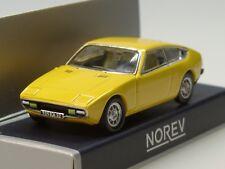 Norev Matra Simca Bagheera, 1975, gelb - 574116 - 1:87